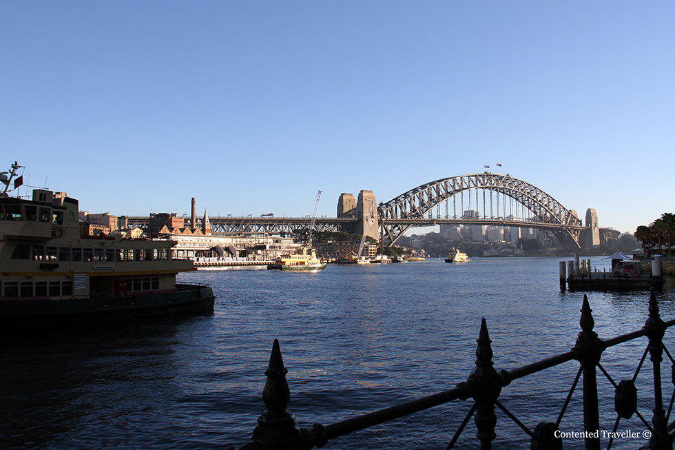 IMG 3986 Good morning Sydney Harbour Bridge   photo essay