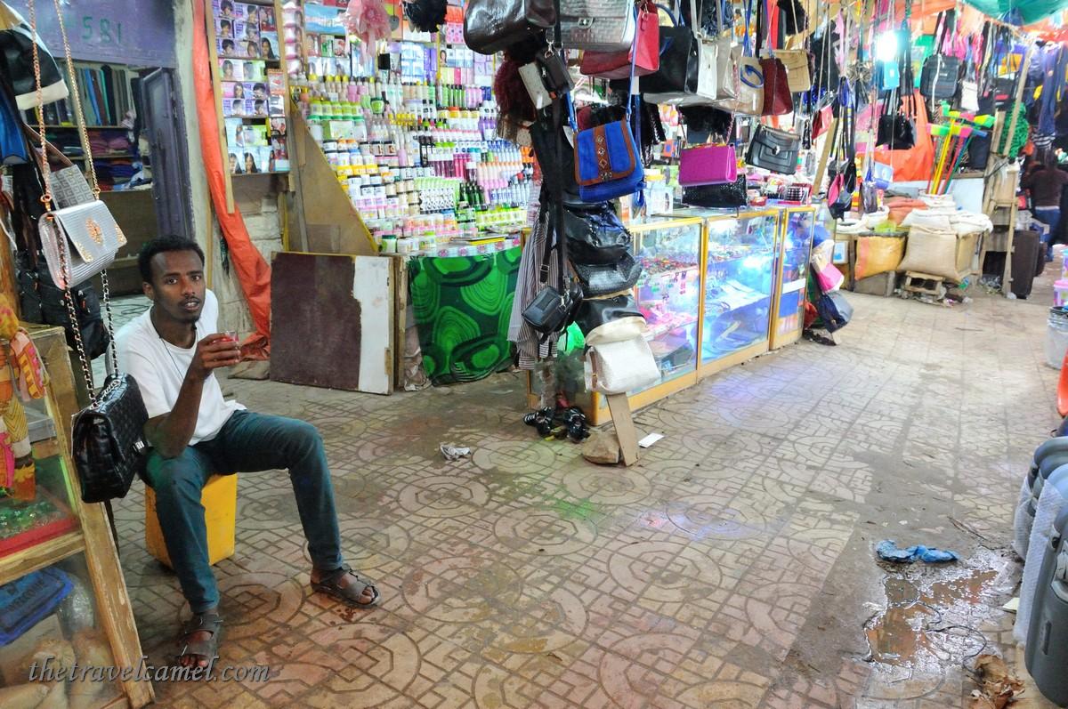 Market in Hargeisa