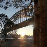 sydney harbour bridge photos