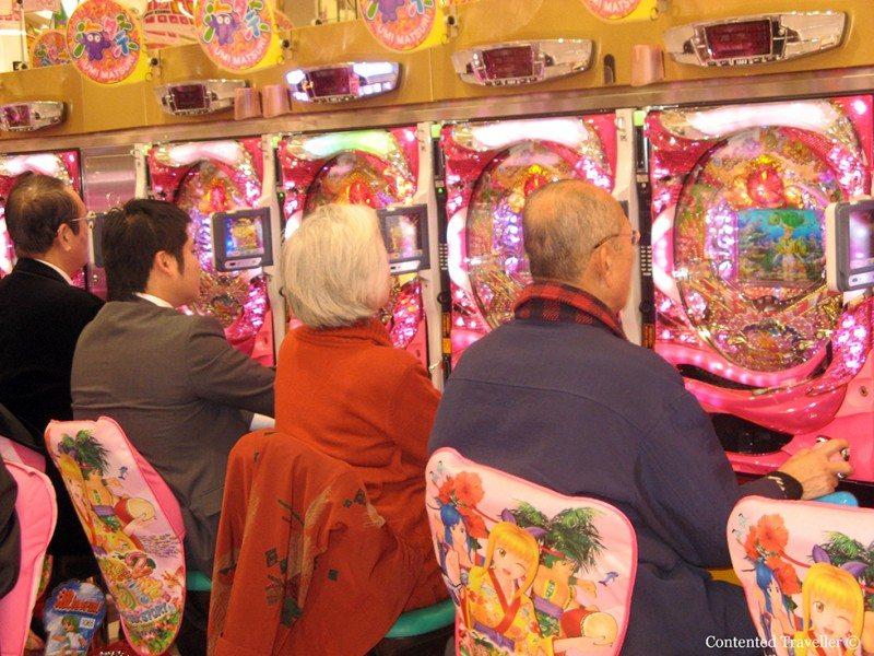 Play Pachinko when in Tokyo … ….#FridayTip