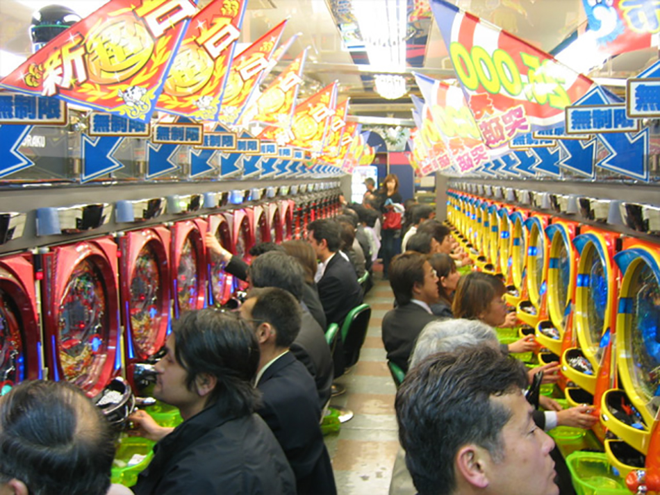 pachinko lg1 Play Pachinko when in Tokyo … ….#FridayTip