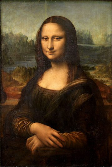 OMG – you didn't see the Mona Lisa, what were you thinking? …