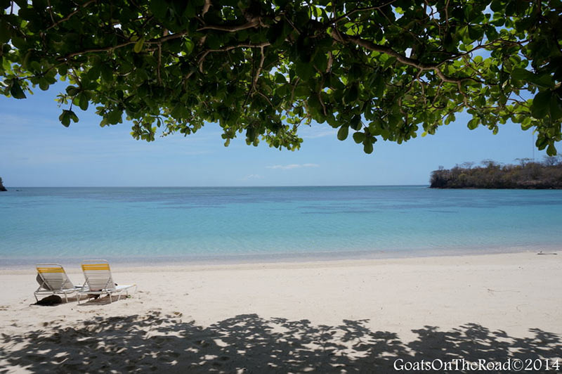 Grenada – Outside my Front Door by Goats on the Road