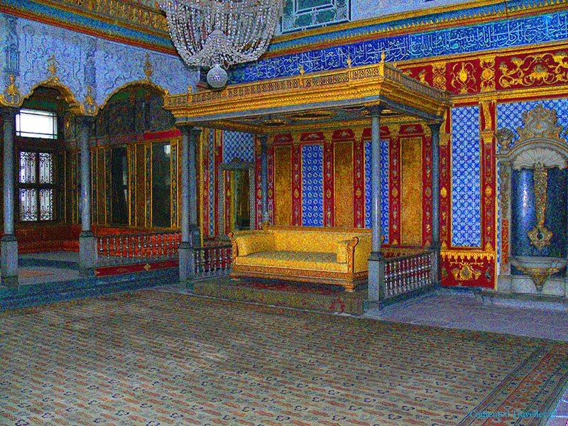 The Imperial Harem Istanbul, Turkey