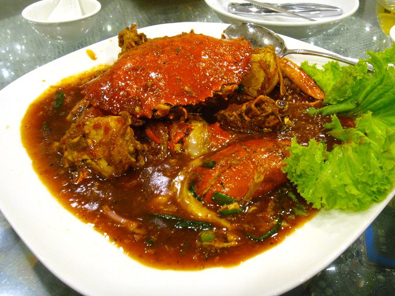 ... in 4 easy steps Eat : Singaporean Chili Crab #wkendtravelinspiration