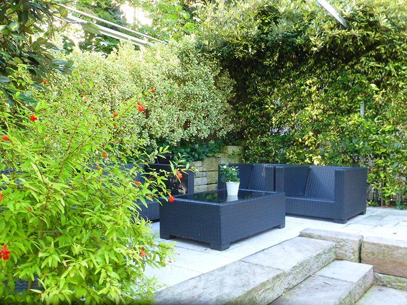 A green oasis in the middle of Zurich – Hotel Engimatt