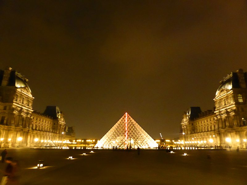 Paris By Night A Walking Tour With A Local Guide
