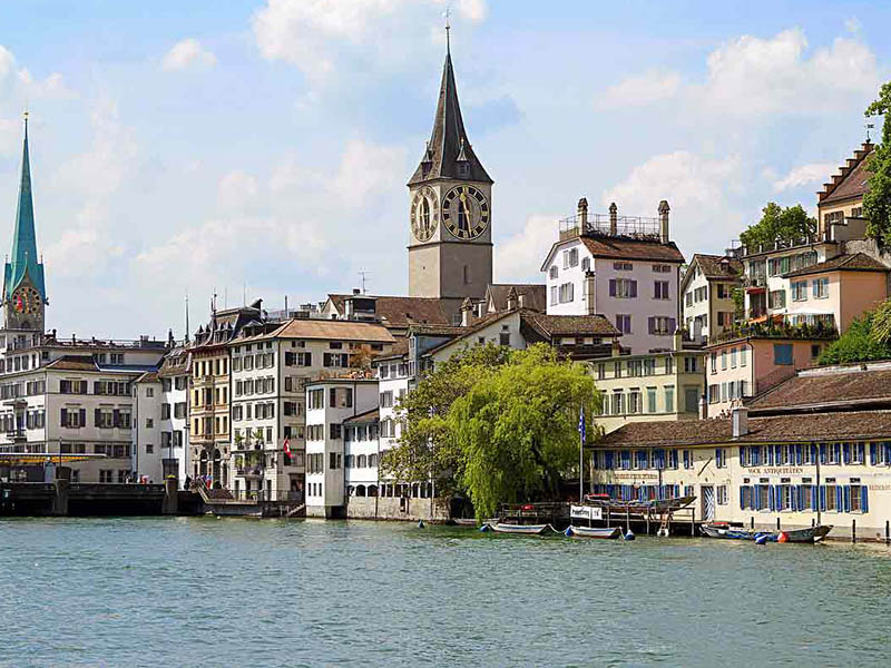op 10 Things to do in Zurich