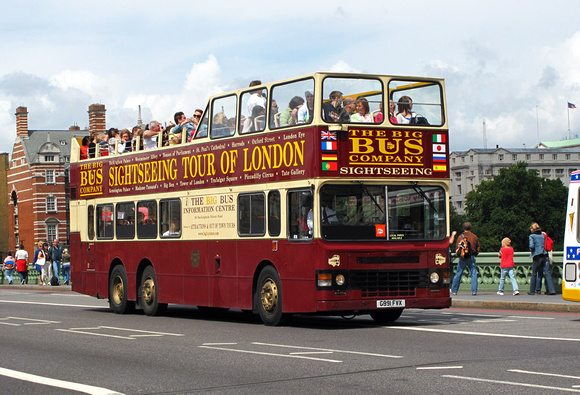 Big Bus Tour of London – just do it