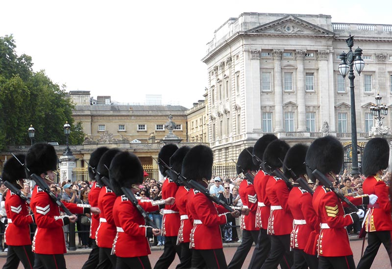 The Changing of the Guard, London
