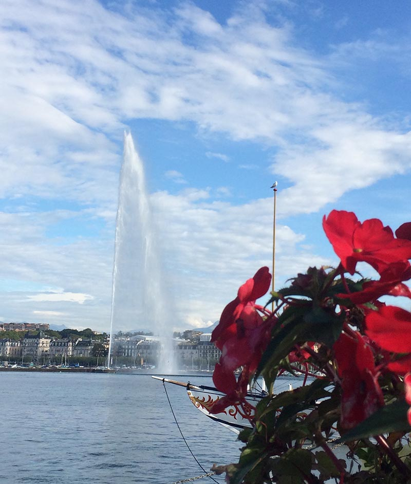 Geneva Switzerland a perfect city-break destination