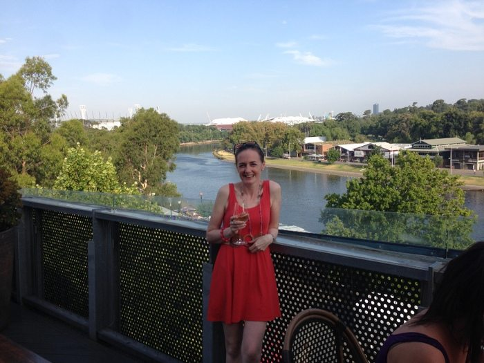 Melbourne – Outside my Front Door by Where's Sharon?