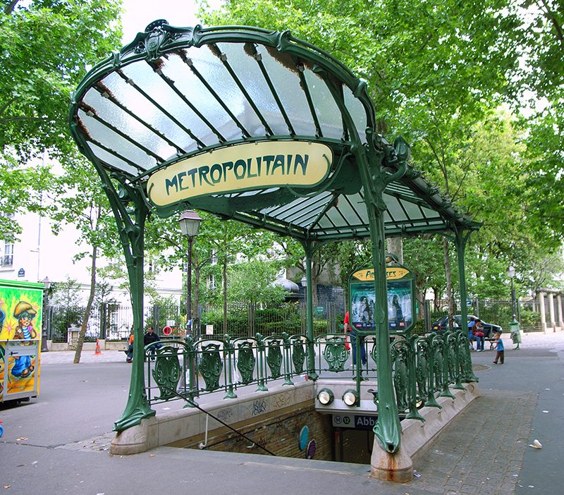 paris-metro