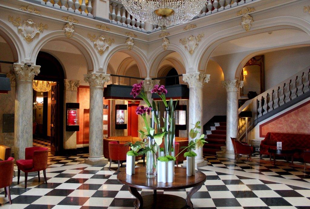 Hotel de la Paix Geneva – WOW factor