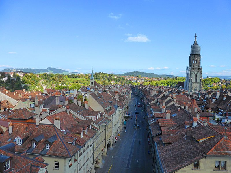 The old town of bern unesco world heritage site for World heritage site list