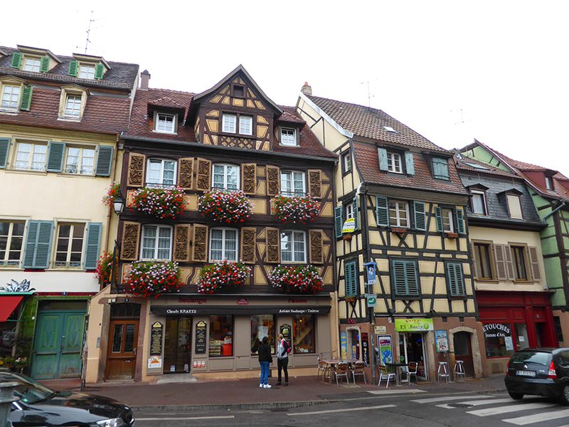 The Alsace Region of France
