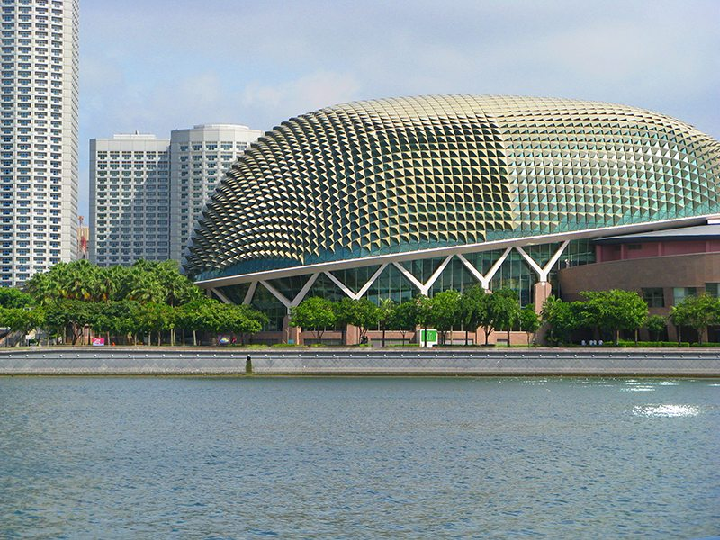 48 hours in Singapore