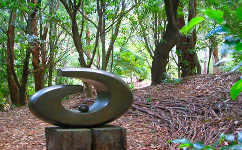 Wombarra Sculpture Garden,