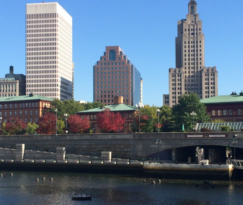 Providence, Rhode Island – Outside my Front Door by We3Travel