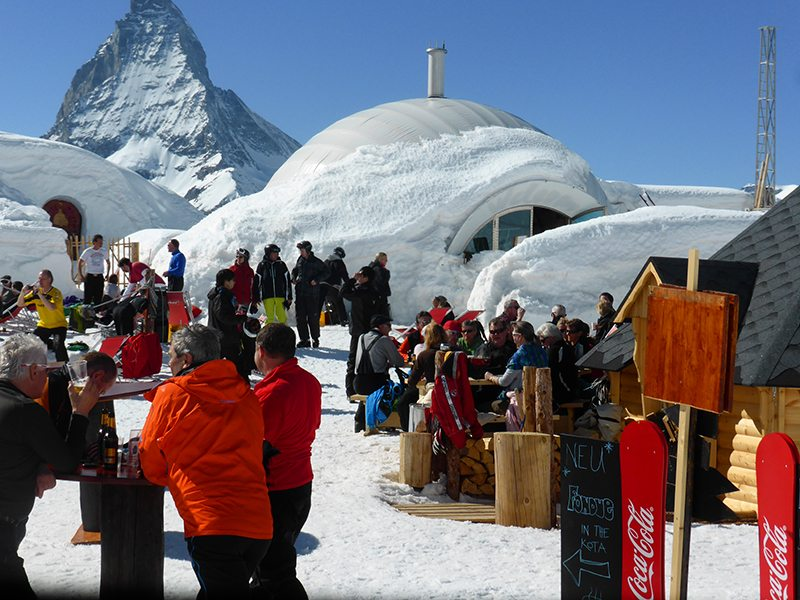 Top 3 Places to Ski in Switzerland