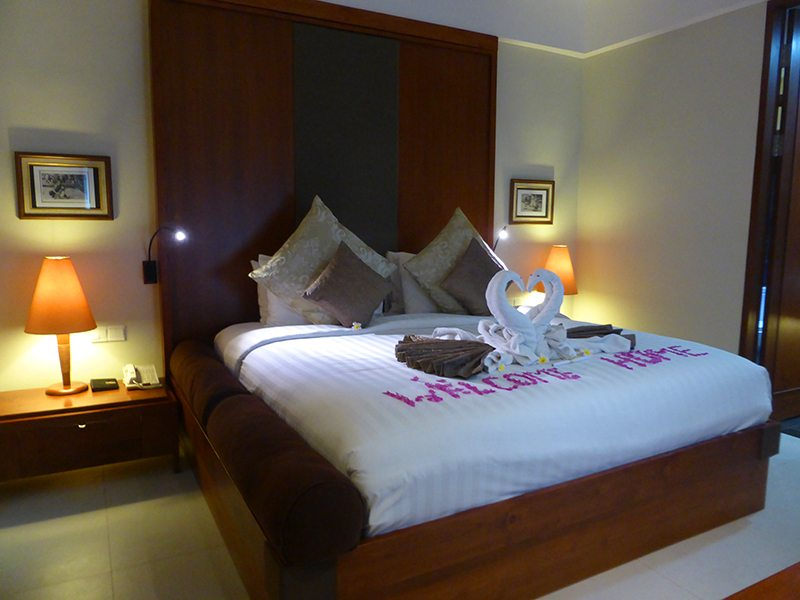 Kuta Seaview Boutique Resort & Spa, Bali.