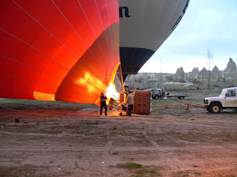 21 Visual Reasons Hot Air Balloon Cappadocia Turkey