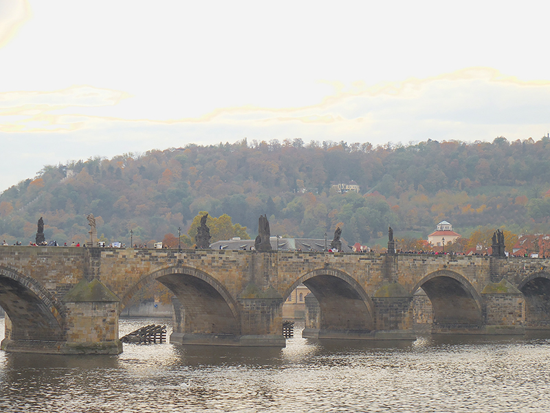 Prague: Outside my Front Door by Tracy's Travels