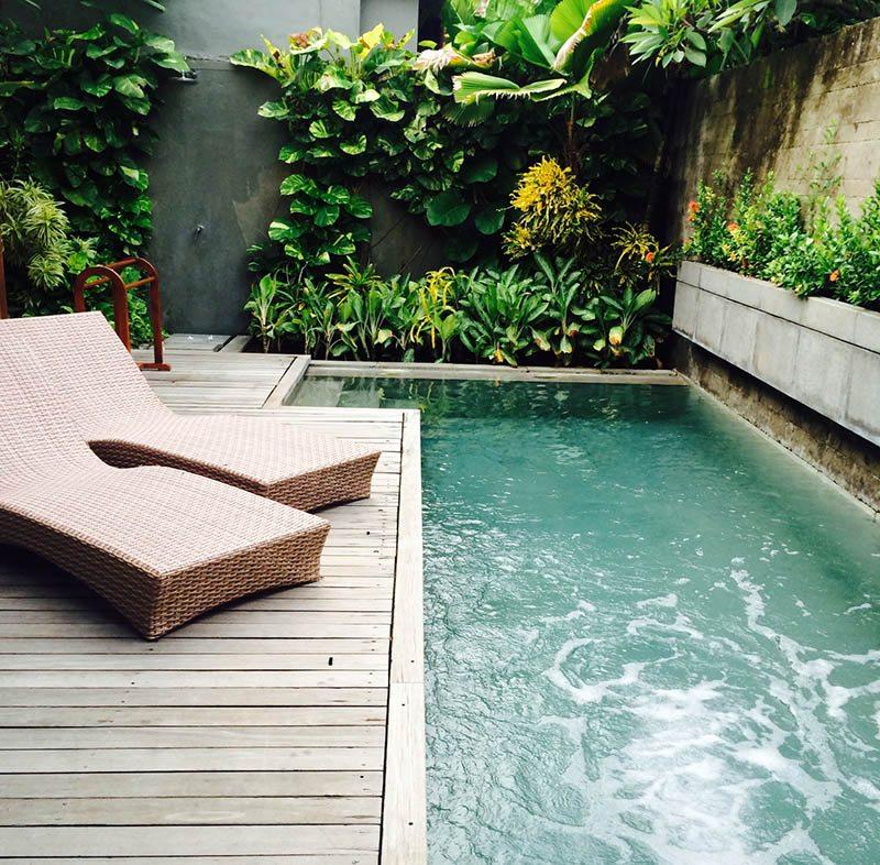 Pool Villa Bali Mandira Beach Resort Amp Spa Legian