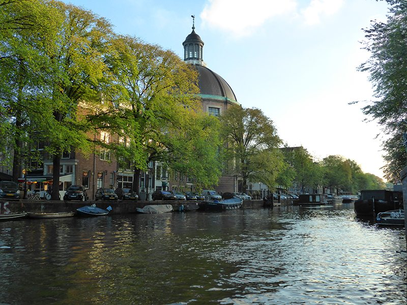 48 hours in Amsterdam.