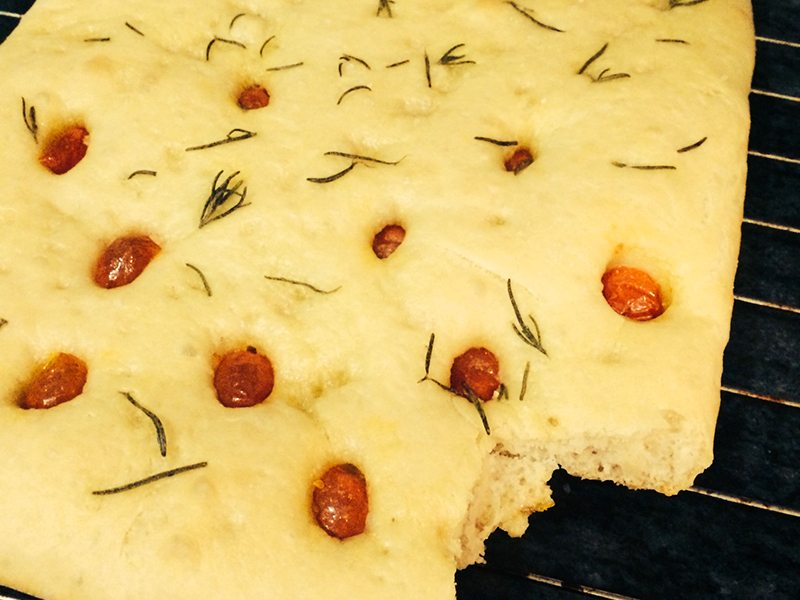 How to Make Focaccia – Knead it now