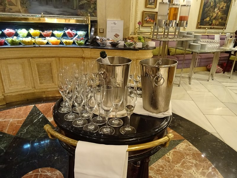 Image result for westin palace madrid breakfast