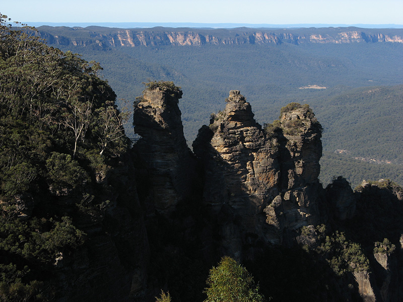 Blue Mountains of NSW Australia