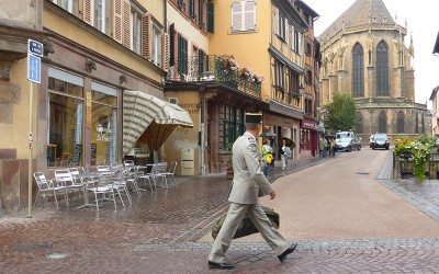 A Romantic Weekend in Colmar France