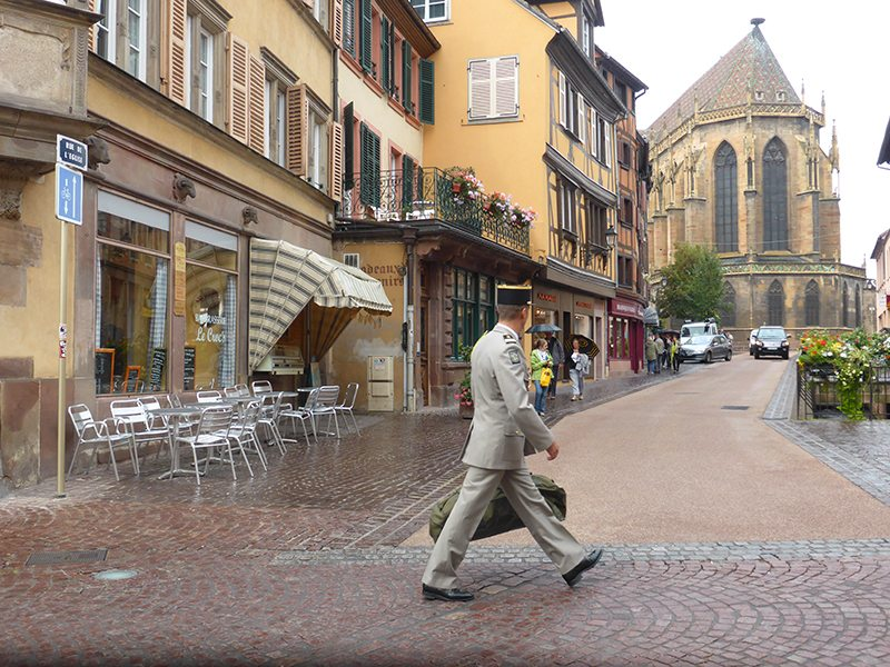 colmar, A Romantic Weekend in Colmar France