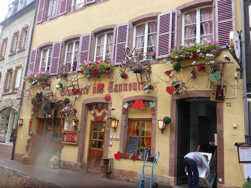 colmar, A Romantic Weekend in Colmar France