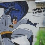 Superhero's at Tocumwal Lane, Canberra