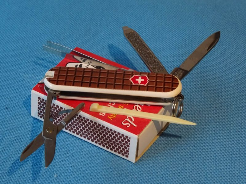 Victorinox, Original Makers of the Swiss Army Knife