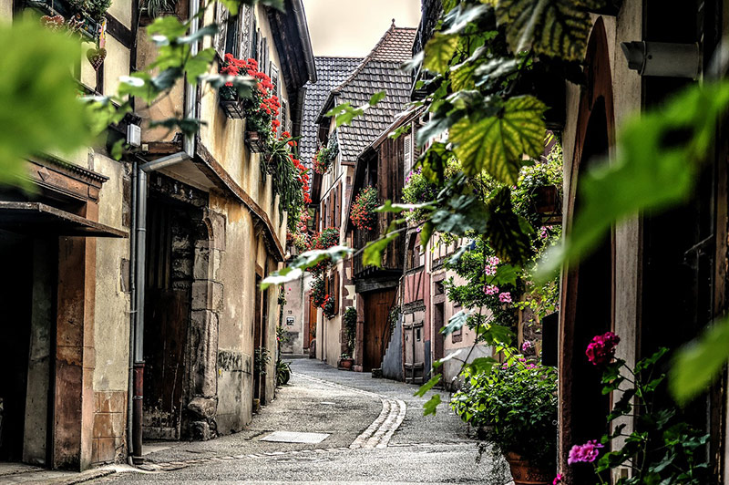 A Romantic Weekend in Colmar France