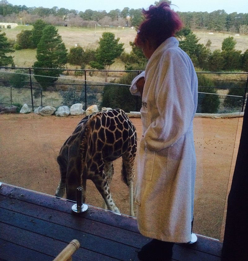 Jamala Wildlife Lodge, Canberra