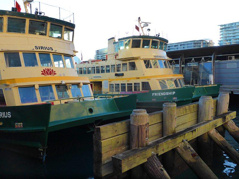 sydney-ferries