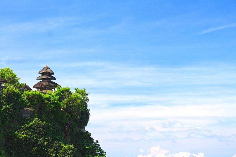 Exploring Uluwatu Temple Bali