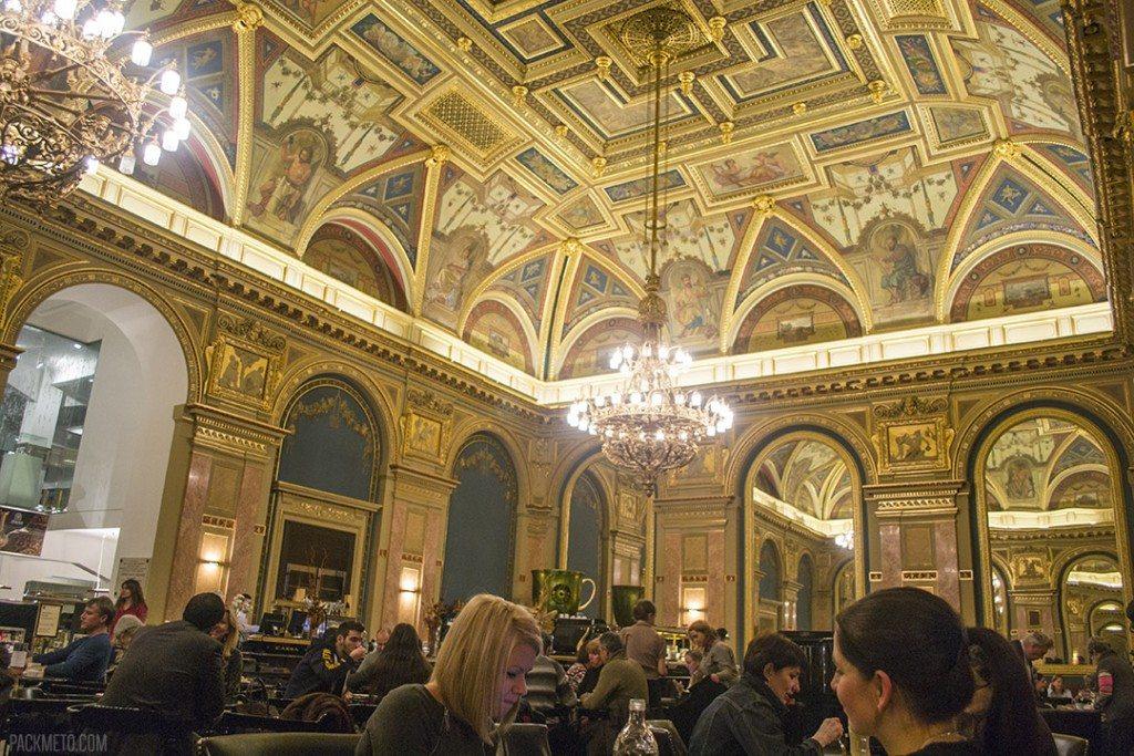 Book Cafe Budapest