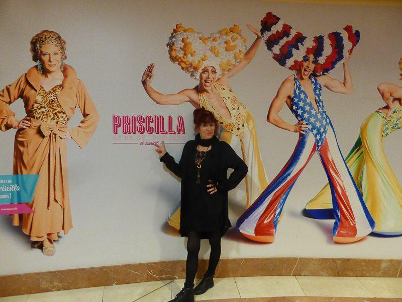 Priscilla Queen of the Desert in Madrid