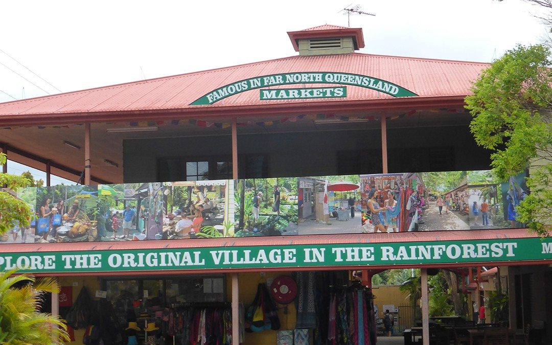 Kuranda The 10 am to 3 pm Village
