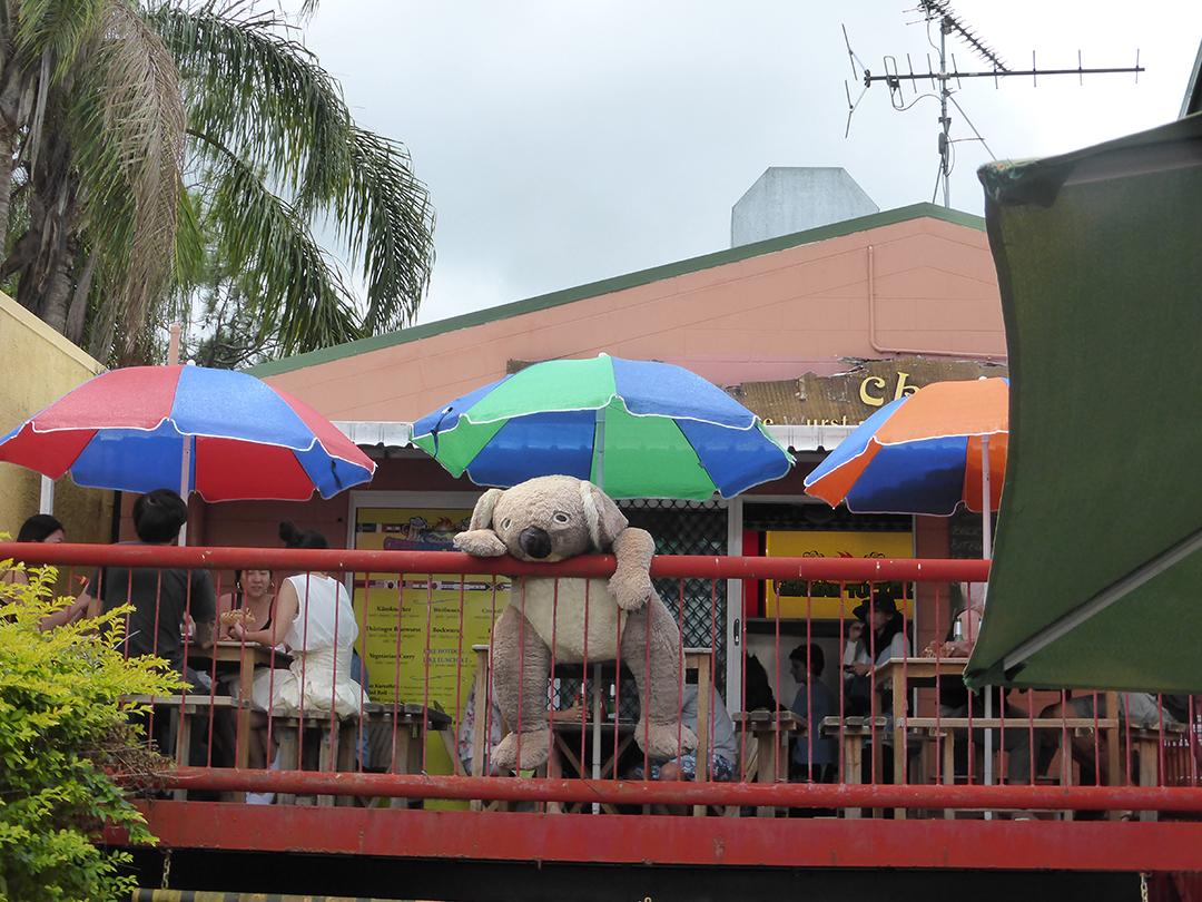 Kuranda The 10 am to 3 pm Village
