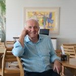 Rick Stein at Bannisters, Mollymook, Australia showcases the fresh produce of the unspoilt region of NSW, Australia.
