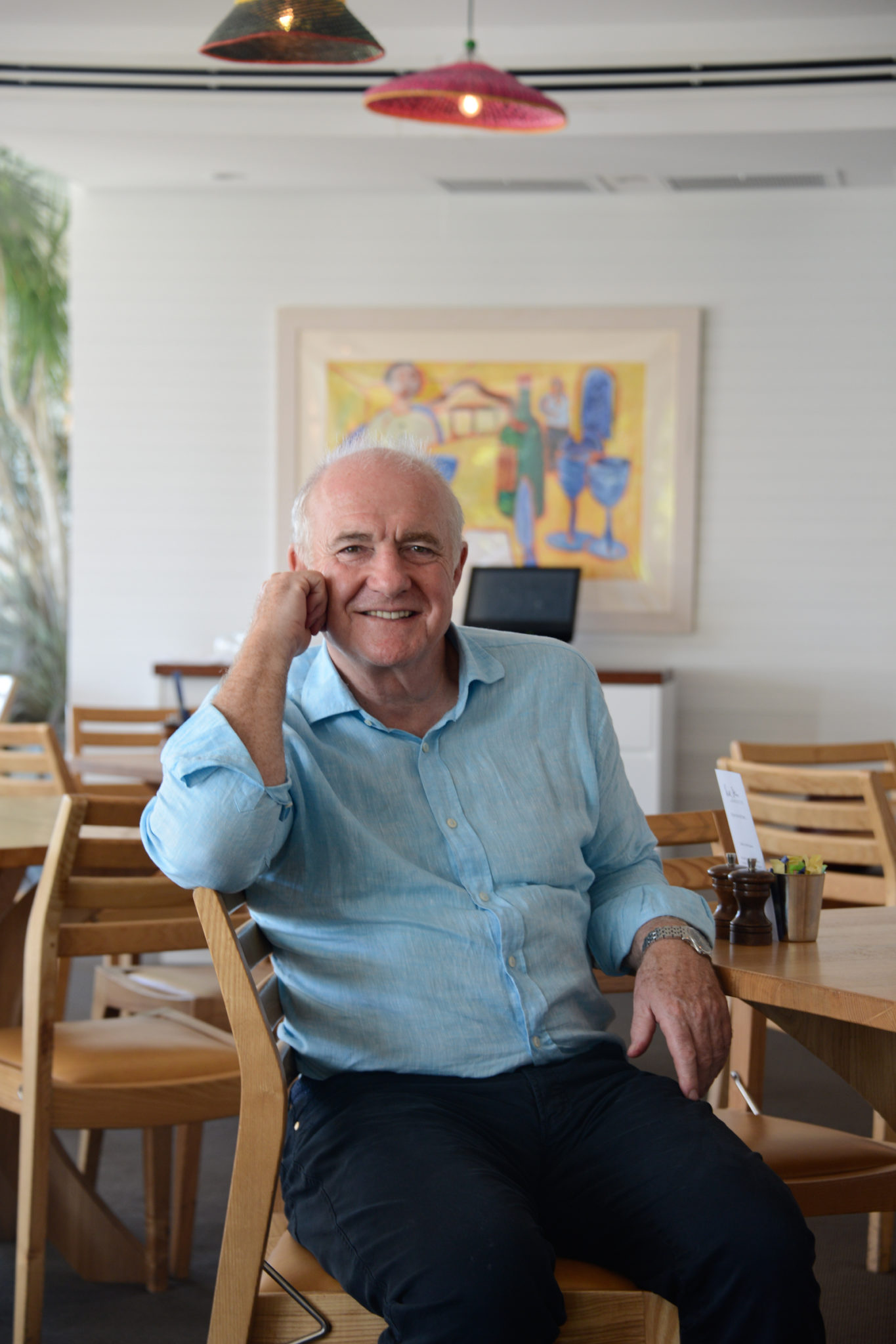 Rick Stein at Bannisters