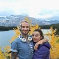 Jack Jones Lake Rockies Canada