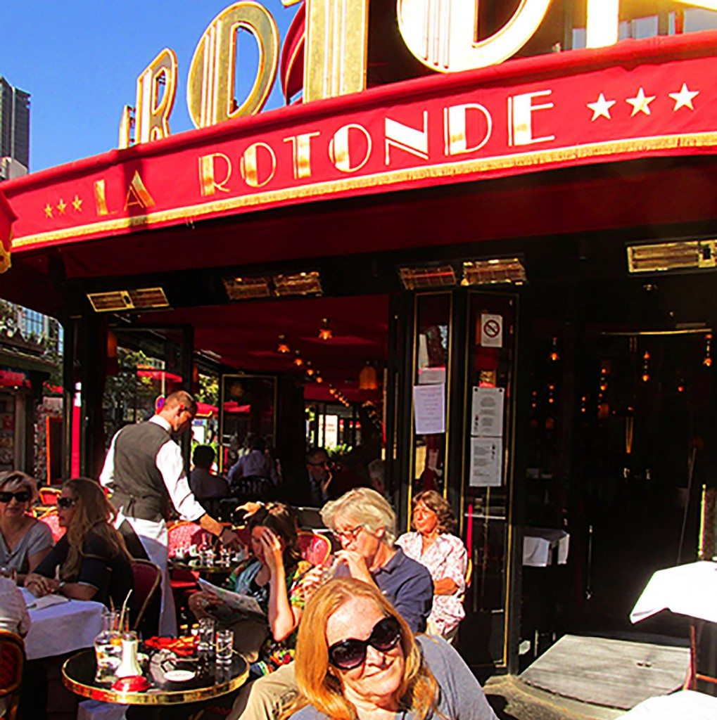 La Rotonde Paris