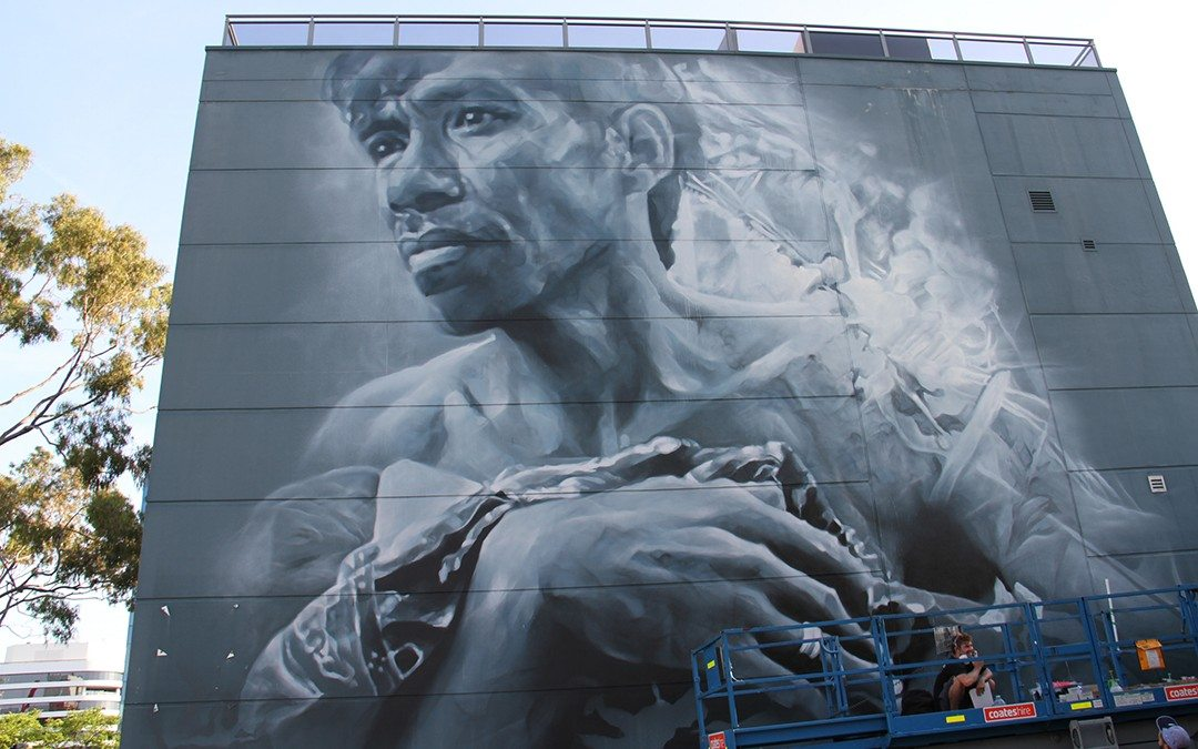 Wonderwalls Festival – Street Art in the Gong